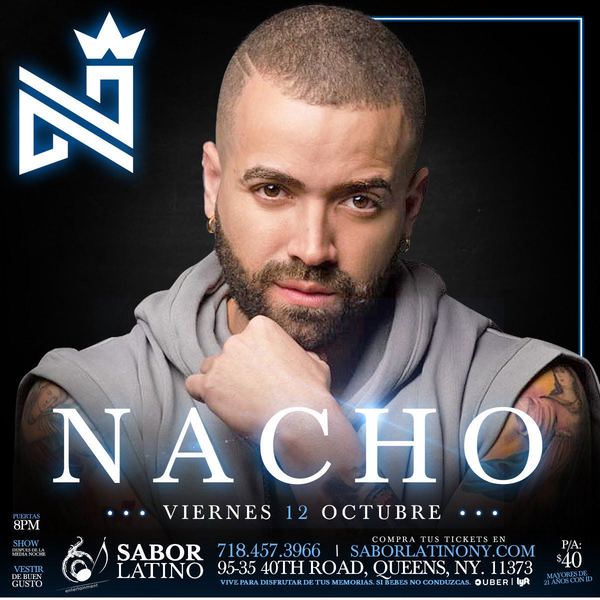 Nacho-Events-Sabor-Latino