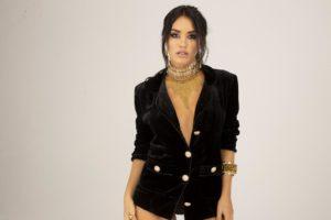 La argentina Lali Espósito estará por primera vez actuando en Premio Lo Nuestro luego colaborar con Thalía en el nuevo tema de la mexicana 'Lindo pero bruto'. Está nominada en la categoría de Mejor Remix por el tema 'Mi mala REMIX' de Mau y Ricky. Lali Espósito (cortesía)