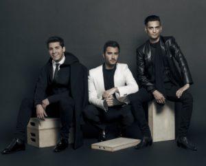 El grupo mexicano Reik logró 6 nominaciones a Premio Lo Nuestro 2019.
