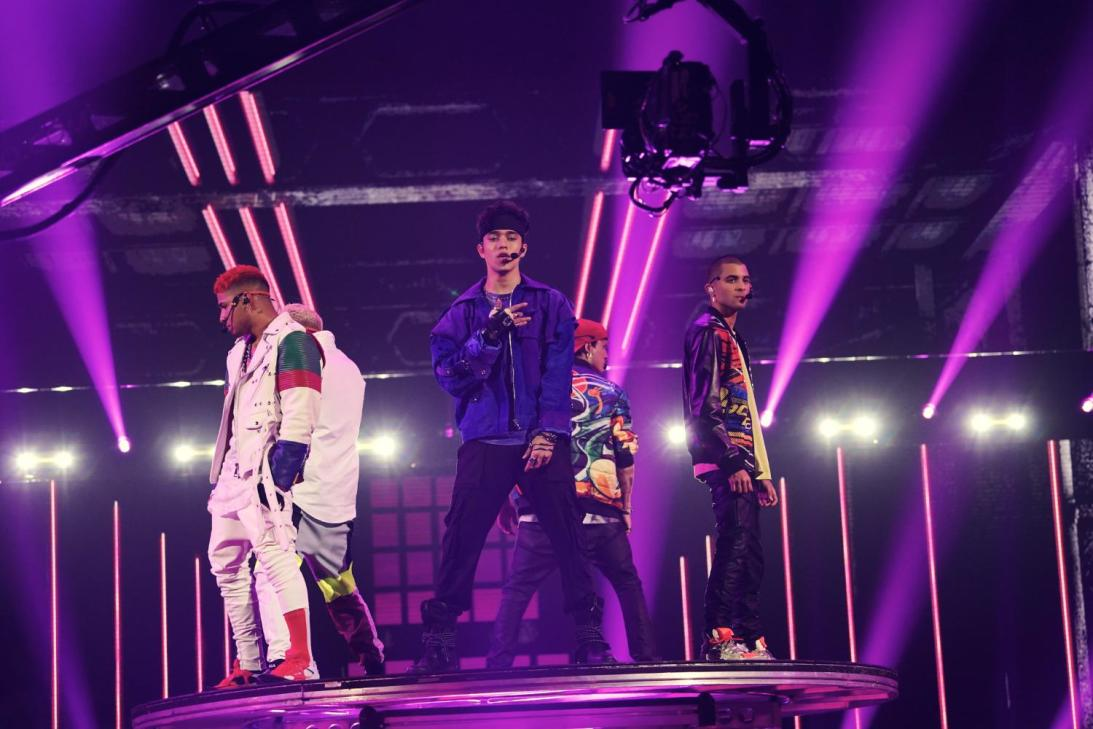 CNCO - Premios Juventud 2019 Ganadores - Stars World Production