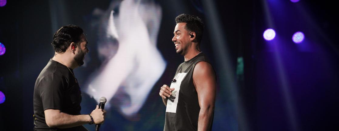 Romeo Santos - Premios Juventud 2019 - Stars World Production