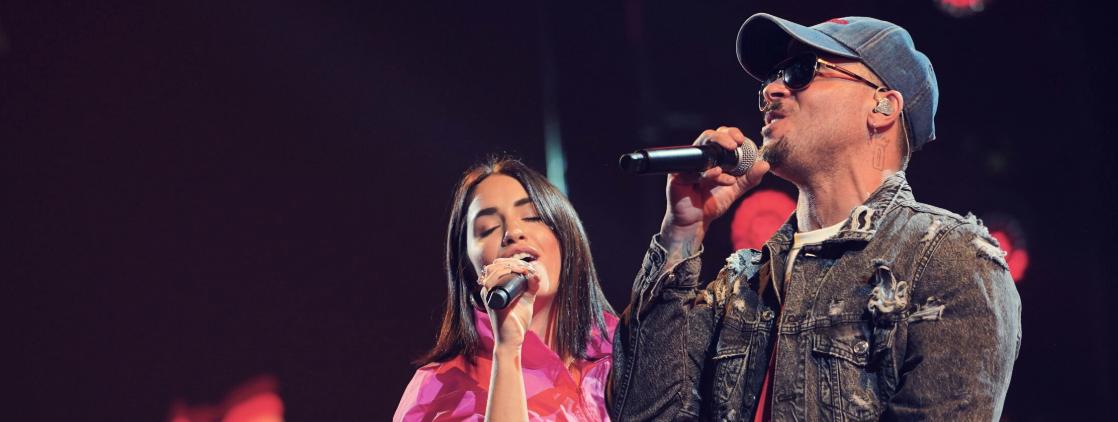 Pedro Capo y Lali - Premios Juventud 2019 - Stars World Production