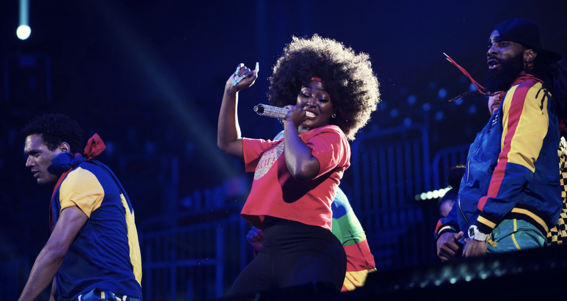 Amara La Negra - Premios Juventud 2019 - Stars World Production